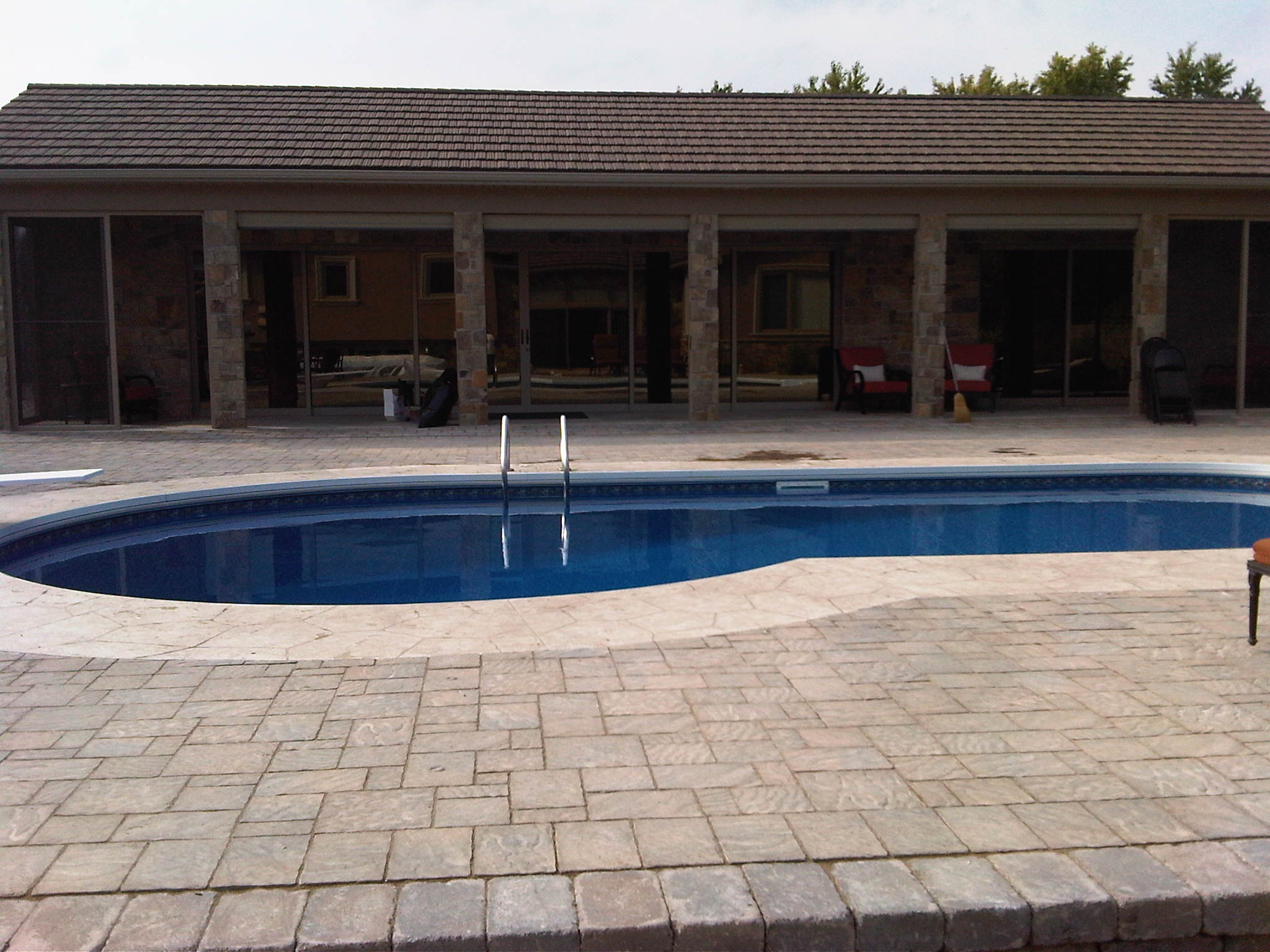 hoppe 39 s pool and spa new pool construction installation